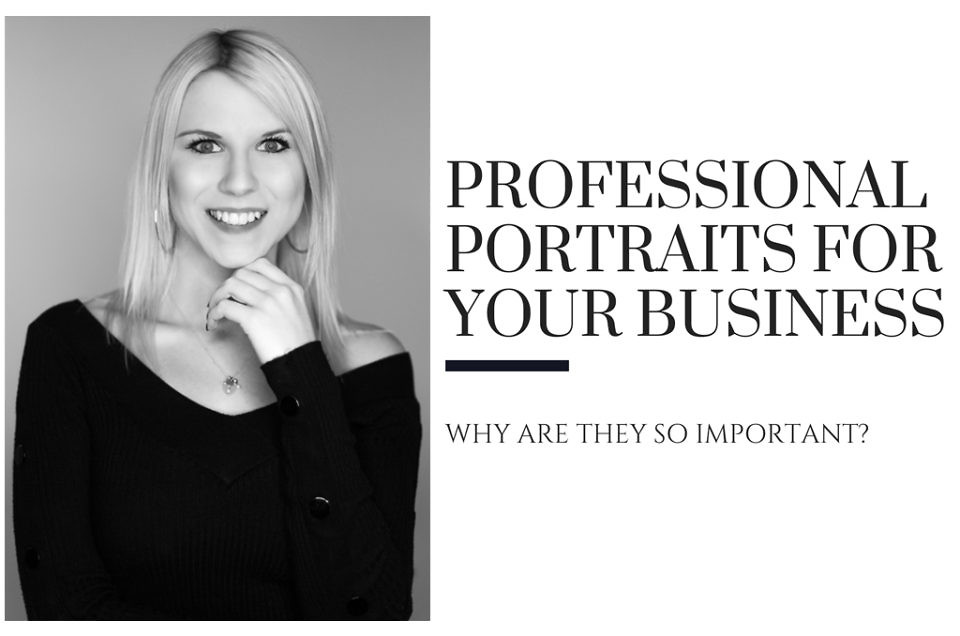 The Importance of Professional Portraits for Your Business